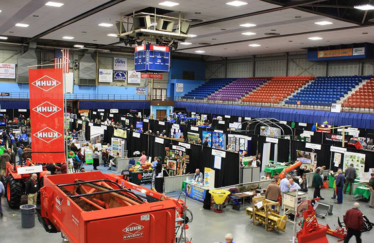 image of maine ad trade show