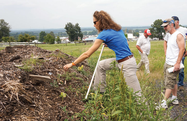 Photos: Pennsylvania Department of Agriculture - recycling
