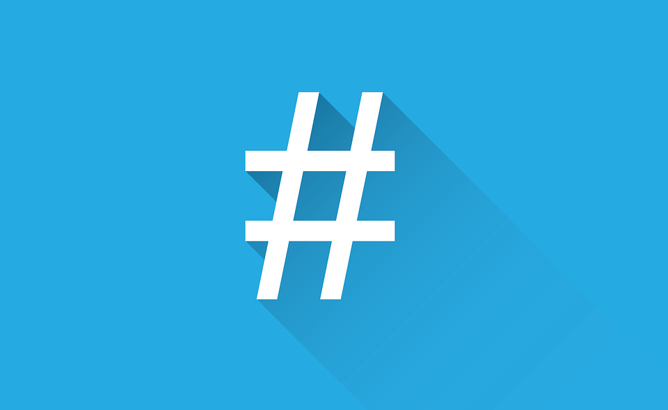 image-of-a-hashtag