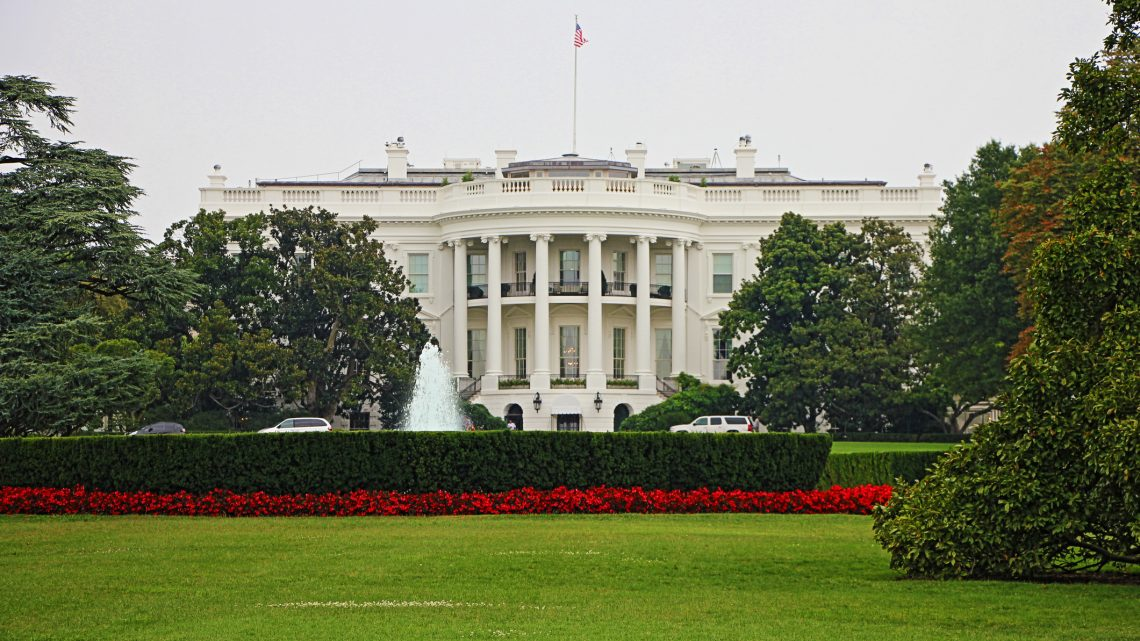 image of the whitehouse