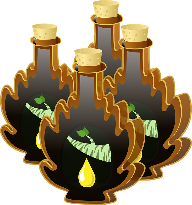 illustration of maple syrup bottles